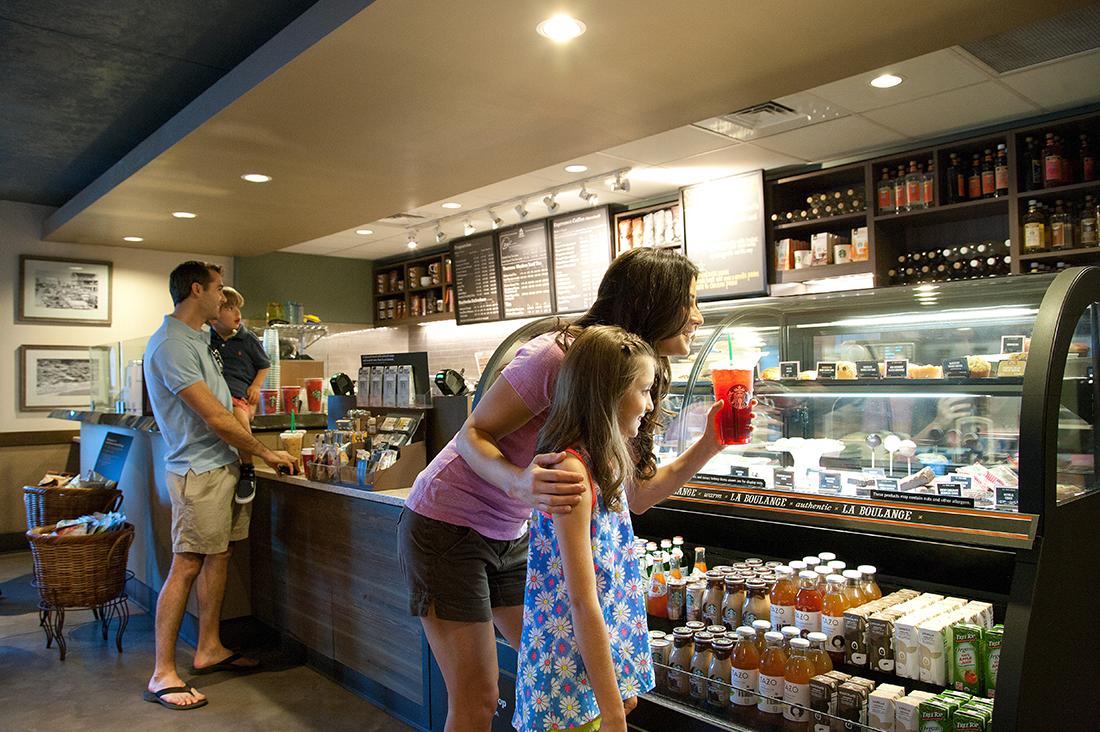 Starbucks Locations
